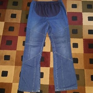 DUO MATERNITY JEANS